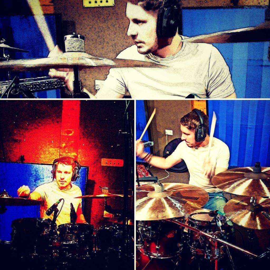 Greg Pringle - Drums